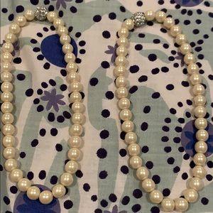 2 Necklaces! Matching set.